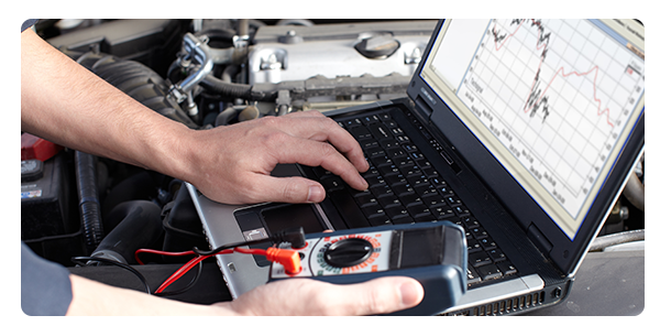 Computer Component Engine Diagnostics Country Club Service